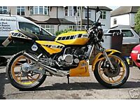 WANTED RD350LC OR 250LC PARTS FOR MY REBUILD OR PROJECT CONSIDERED CASH WAITING
