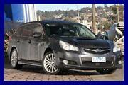 2009 Subaru Liberty B5 MY10 GT AWD Premium Dark Grey 5 Speed Sports Automatic Wagon Lilydale Yarra Ranges Preview