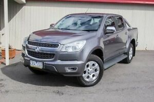2013 Holden Colorado Grey Sports Automatic Utility Dandenong Greater Dandenong Preview