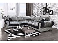 Extremely comfortable jumbo Corner couch