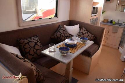 2016 Goldstar RV Liberty Tourer 837