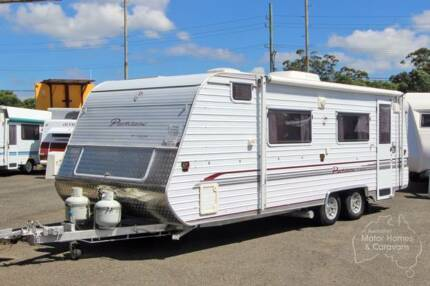 Regent Caravan - Parklane #6463 Windale Lake Macquarie Area Preview