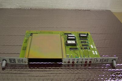 SQUARE D 8997-EQ-5210-MPB-1 MEMORY SUPPORT BOARD NEW CONDITION NO BOX