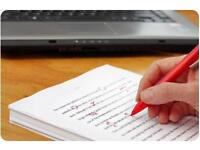 Copyediting and proofreading from Society for Editors and Proofreaders-accredited professional