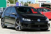 2015 Volkswagen Golf VII MY15 R DSG 4MOTION Black 6 Speed Sports Automatic Dual Clutch Hatchback Wangara Wanneroo Area Preview