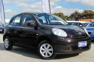 From $35 per week on finance * 2014 Nissan Micra Hatchback Coburg Moreland Area Preview