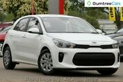2018 Kia Rio YB MY18 S Clear White 4 Speed Sports Automatic Hatchback Yeerongpilly Brisbane South West Preview