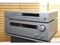 Arcam DV78 DVD Player & AVR 200 Surround Sound 5.1 THX Cert amplifier. Mint condition. Boxed.
