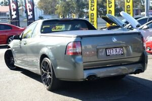 2015 Holden Ute VF MY15 SS Ute Storm Grey 6 Speed Manual Utility