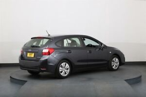 2012 Subaru Impreza MY12 2.0I (AWD) Grey Continuous Variable Hatchback