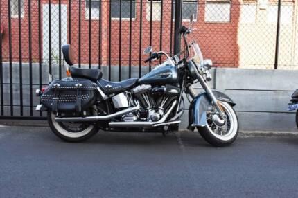 2015 Harley-Davidson Softail Heritage