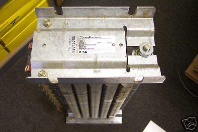 CUTLER-HAMMER EATON G11WL800 PLATE RESISTOR NEW CONDITION NO BOX