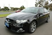 2010 Ford Falcon FG XR6 50th Anniversary Black 6 Speed Sports Automatic Sedan West Footscray Maribyrnong Area Preview