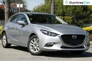 2017 Mazda 3 BN5478 Maxx SKYACTIV-Drive Sonic Silver 6 Speed Sports Automatic Hatchback West Hindmarsh Charles Sturt Area Preview
