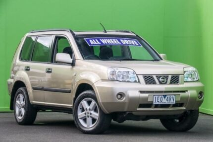 2006 Nissan X-Trail T30 II MY06 ST-S 40th Anniversary Gold 4 Speed Automatic Wagon Ringwood East Maroondah Area Preview