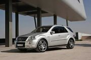 "Mercedes Benz 21"" Alloy Wheels ML500 Hunters Hill Hunters Hill Area Preview"