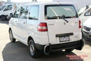 2010 Suzuki APV REFRIGERATED 5 Speed Manual Van