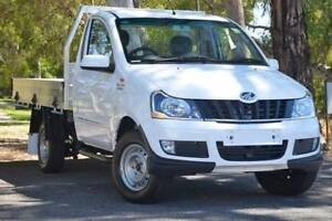 2016 Mahindra Genio 4X2 cab chassis Valley View Salisbury Area Preview