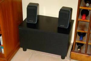Polk Audio RM3000 Sub Satellite Speakers Hillcrest Port Adelaide Area Preview