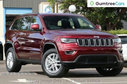 2017 Jeep Grand Cherokee WK MY17 Laredo 4x2 Granite Crystal 8 Speed Sports Automatic Wagon