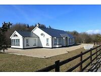 Holiday Home Close to Mullaghmore & Bundoran £550 pw available for weekly rental June/July/August