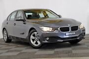 2013 BMW 316I F30 MY0413 Grey 8 Speed Automatic Sedan Seven Hills Blacktown Area Preview