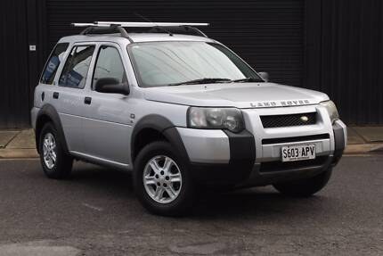 2005 Land Rover Freelander Turbo Diesel Wagon Mile End South West Torrens Area Preview