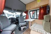 2012 Talvor VW Crafter Euro Tourer (front rear combo) Croydon Park Port Adelaide Area Preview