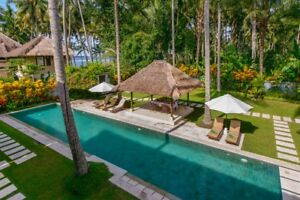Freehold Villa in East Bali