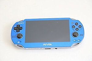 PS Vita Saphire $200. with spiderman game
