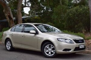 2009 Ford Falcon FG XT Gold 5 Speed Sports Automatic Sedan St Marys Mitcham Area Preview