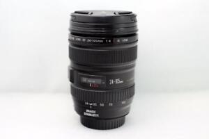 Canon EF 24-105mm f/4 L Series IS USM Zoom Lens