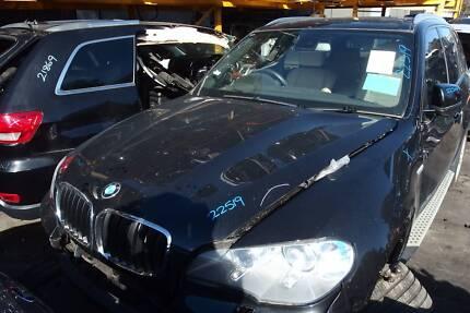 BMW X5 E70 x30d N47 Turbo Diesel Parts Engine Door Glass Tailgate