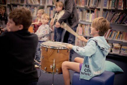 West Coast Drumming