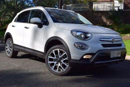 2015 Fiat 500X 334 Cross Plus AWD White 9 Speed Sports Automatic Wagon St Marys Mitcham Area Preview