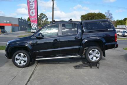 2012 Volkswagen Amarok Ultimate TDI400 4x4 D/cab Ute Warragul Baw Baw Area Preview