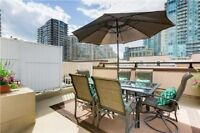 Liberty Village Townhouse for rent
