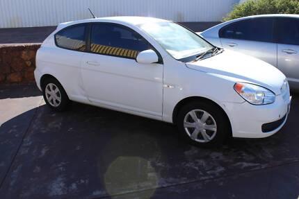 2006 Hyundai Accent Hatchback Victoria Park Victoria Park Area Preview
