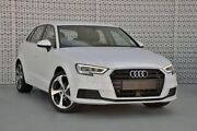 2017 Audi A3 8V MY17 Sportback S tronic White 7 Speed Sports Automatic Dual Clutch Hatchback Springwood Logan Area Preview