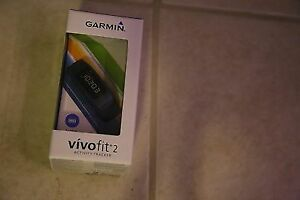 Brand new Garmin Vivofit 2