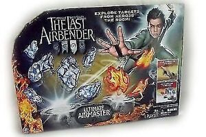 new never opened last airbender