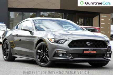 2017 Ford Mustang FM MY17 Fastback SelectShift Magnetic 6 Speed Sports Automatic Fastback