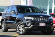 2013 Jeep Grand Cherokee WK MY2014 Laredo Black 8 Speed Sports Automatic Wagon Wavell Heights Brisbane North East Preview