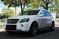 2011 Mercedes-Benz ML63 AMG M-Class ML63 AMG, LOADED, BLOWOUT PR