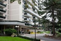 Keele and Bloor: 40 and 65 High Park Ave and 77 Quebec Ave, 2BR