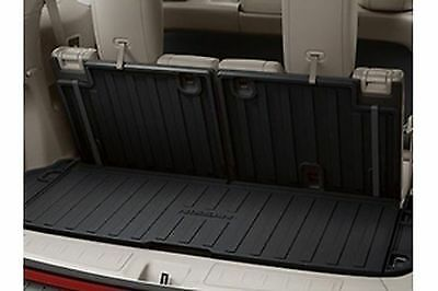 OEM NEW Rear All Weather Cargo Area Mat Protector 13-19 Pathfinder 999C3-X3000 ()