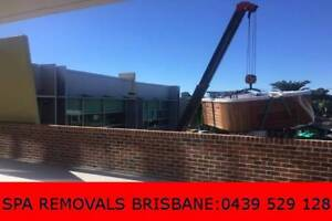 Spa removals - Large spa movers Mount Gravatt Brisbane South East Preview