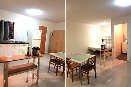 STANDALONE Studio Granny Flat Bath/Washing/Kitchen - FRESH PAINT!