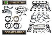 Chevy 327 Rebuild Kit