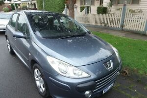 2008 Peugeot 307 Hatchback - Great condition Ascot Vale Moonee Valley Preview